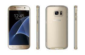 Body Glove Clownfish Aluminium For Samsung Galaxy S7 - Clear/Gold