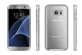 Body Glove Clownfish Aluminium For Samsung Galaxy S7 Edge - Clear/Silver