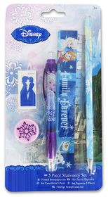 Disney Frozen Family Forever 5 Piece Stationery Set