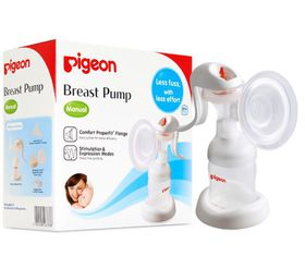 Pigeon - Manual Breast Pump - 2-Phase