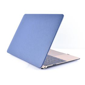 "Astrum Laptop Shell Mac 12"" Leather Blue - LS230"