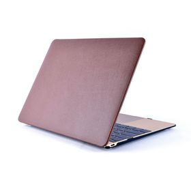 "Astrum Laptop Shell Mac 12"" Leather Brown - LS230"