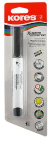 Kores K-Marker Whiteboard Round Tip Marker - Black
