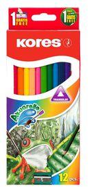 Kores Kolores Akuarelle 12 Colour Pencils