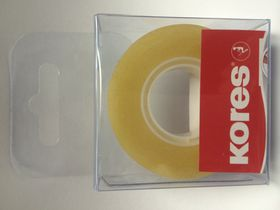 Kores Film Tape 33m x 12mm - In PVC box
