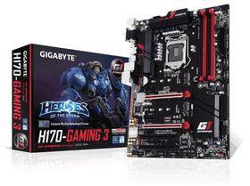 Gigabyte H170-GAMING3 Gaming Motherboard