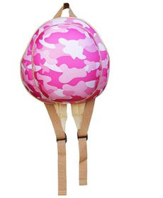 Supercute Medoodi Helmet Backpack - Pink