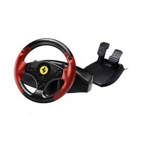 Thrustmaster Steeringwheel - Ferrari Red Legend - (PS3/PC)