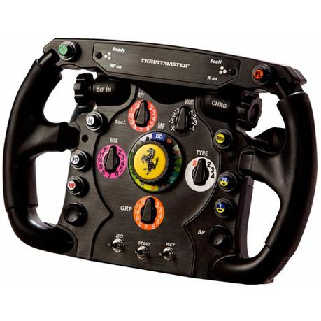 Thrustmaster - Add On - Ferrari F1 - Wheel (PC/Xbox One/PS3/PS4)