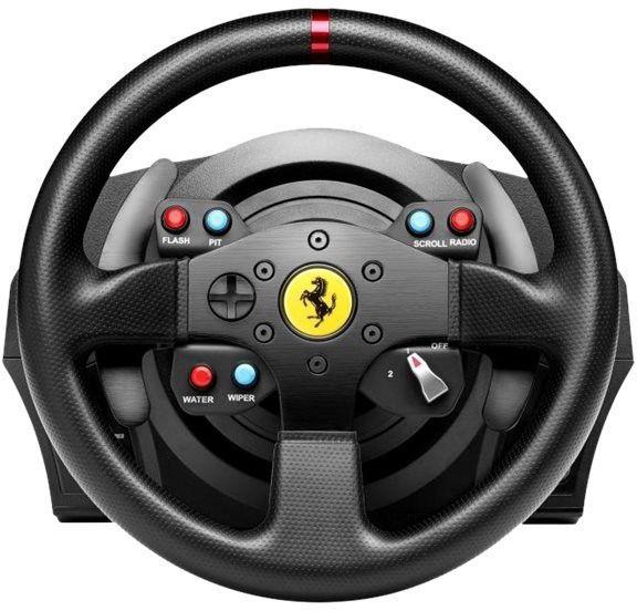thrustmaster steeringwheel t300 ferrari alcantara. Black Bedroom Furniture Sets. Home Design Ideas