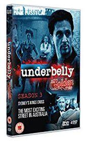 Underbelly: Season 3 - The Golden Mile (DVD)
