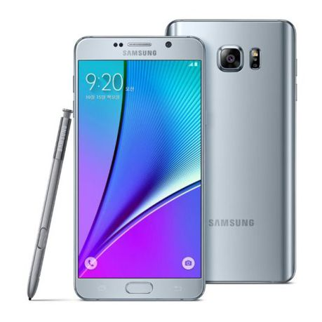 Samsung Galaxy Note 5 5 7'' 64GB LTE - Silver