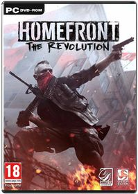 Homefront: The Revolution First Edition (PC DVD)