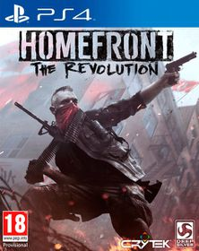 Homefront: The Revolution First Edition (PS4)