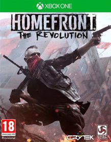Homefront: The Revolution First Edition (Xbox One)