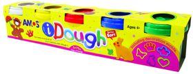 Amos iDough - 5x 75g Tubs