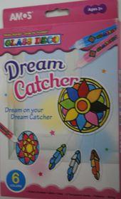 Amos Glass Deco Dream Catcher