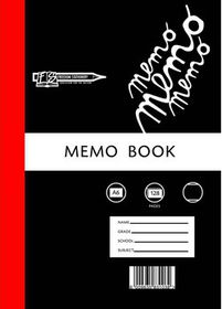 Freedom Stationery 128 Page A6 Memo Book (10 Pack)