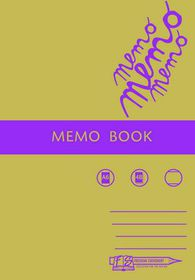 Freedom Stationery 48 Page A6 Memo Book (25 Pack)
