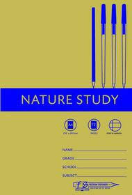 Freedom Stationery 72 Page A4 F&M Nature Study Book (20 Pack)