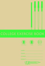 Freedom Stationery 72 Page A4 I&M College Exercise Book (20 Pack)