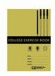 Freedom Stationery 72 Page A4 17mm College Exercise Book
