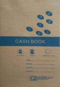 Freedom Stationery 72 Page A4 Cash Book