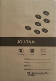Freedom Stationery 72 Page A4 Journal