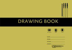 Freedom Stationery 48 Page A4L Drawing Book - No Tissue (20 Pack)