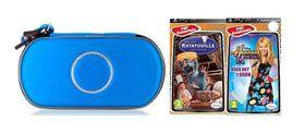 PSP Case + Ratatouille + Hannah (PSP)