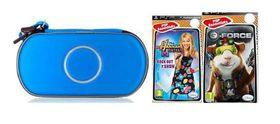 PSP Case + Gforce + Hannah (PSP)