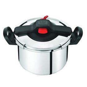Tefal - Clipso Essential 9 Litre Pressure Cooker - Silver