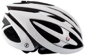 LifeBeam Helmet Genesis Medium - White + HRM