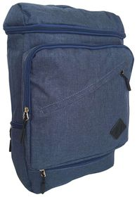 "Edison Square Face 15.6"" Laptop Backpack - Navy"