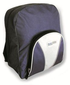 Elegant Senior 2 Division Backpack - Navy
