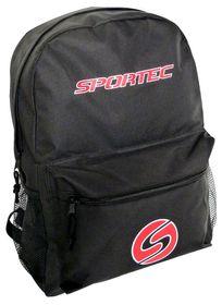 Elegant Sportec 600D Backpack - Black