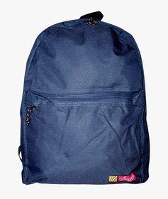 Elegant Promo School Back Pack - Navy