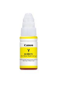 Canon GI-490 Yellow Ink Bottle