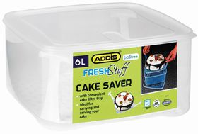 Addis - Fresh Stuff Cake Saver - 6 Litre