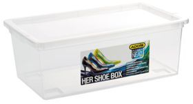 Addis - Women's Shoe Box