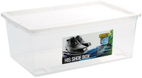 Addis - Men's Shoe Box