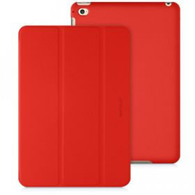 Macally Protective case and stand for iPad Mini 4 - Red