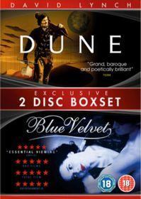 Dune/Blue Velvet (DVD)
