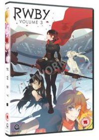 RWBY: Volume 3 (DVD)