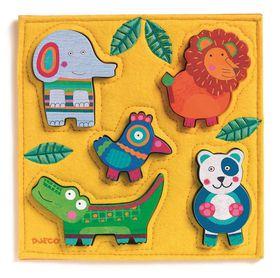 Djeco Puzzle - Junga