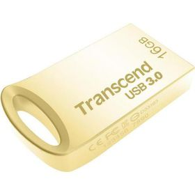 Transcend Jetflash 710 Gold USB3.0 - 16GB