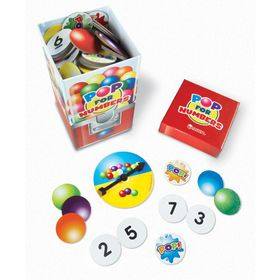 Learning Resources Pop for Numbers Game