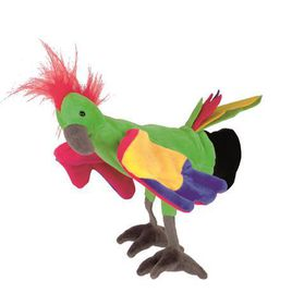Beleduc Germany Hand Puppet - Parrot