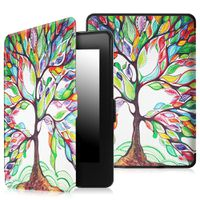 Premium Cover for Amazon Kindle Paperwhite - Lucky Tree Black (Parallel Import)