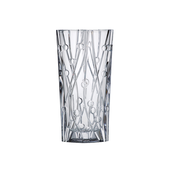 Crystalite Bohemia - Labyrinth Crystal Vase - 40.5cm